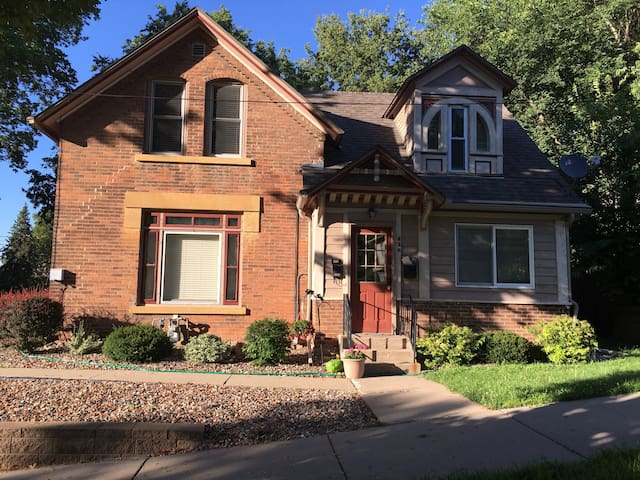 Charming park view 1 bedroom apartment - Mankato