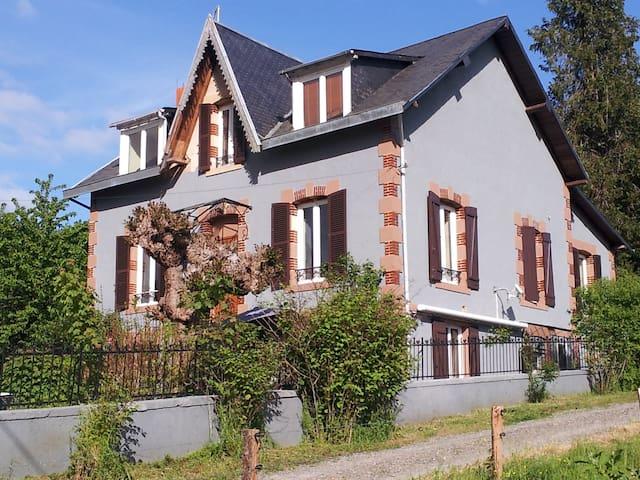 """""""Les Buissonnets"""" situé dans le Morvan - Saint-Honoré-les-Bains - Кондоминиум"""