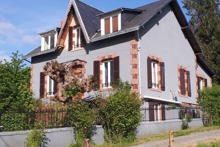 """""""Les Buissonnets"""" situé dans le Morvan - Saint-Honoré-les-Bains"""