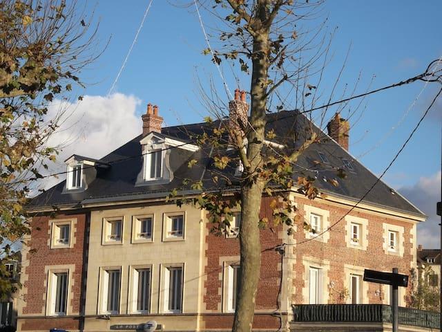 Côté Ouest - Honfleur - Apartamento