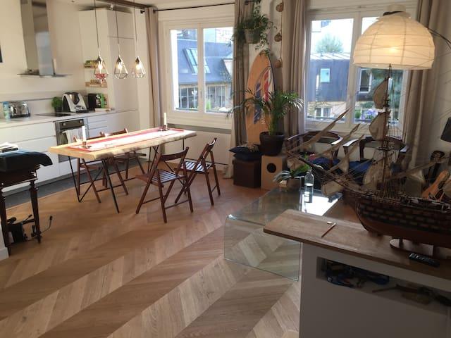 A lovely flat near Roland Garros - Boulogne-Billancourt - Apartamento