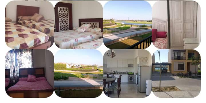 Duplex 2 floors in Marassi-Blanca