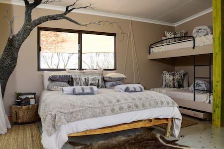 The Meerkat Treehouse at Luara Wildlife