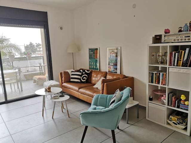 Your peaceful place in Mazkeret Batya