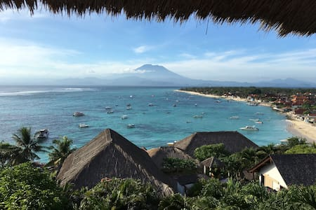 U - OCEANFRONT-Lembongan - Nusa Lembongan Island - Villa