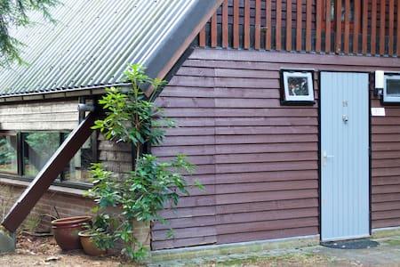 Heerlijk boshuis bij recreatiepark - Eersel - Дом