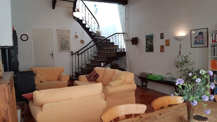 Duras Townhouse with Roof Terrace.
