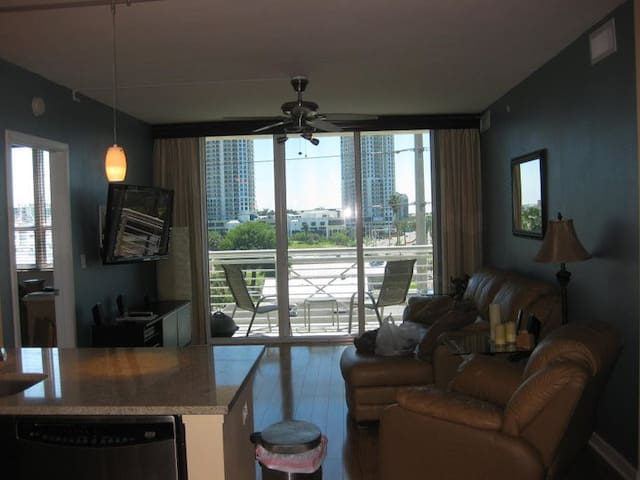 Tampa /Channelside area.  Near Everything !! - Tampa - Apto. en complejo residencial