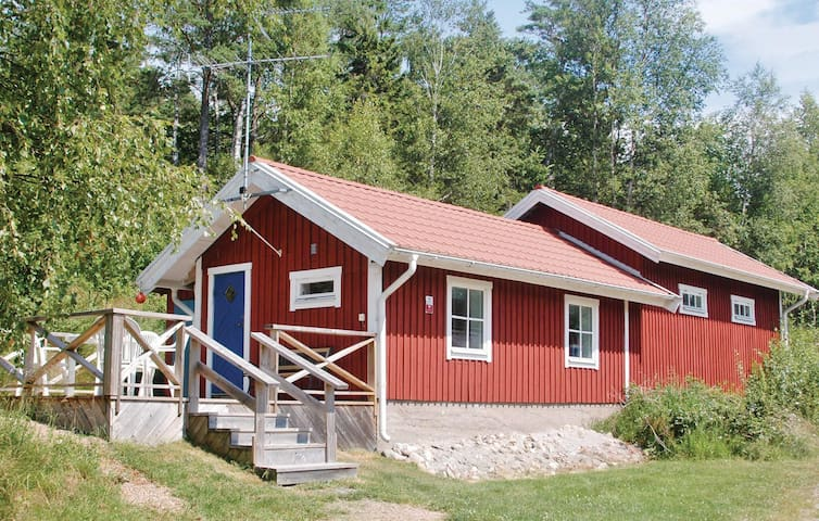 Holiday cottage with 2 bedrooms on 42m² in Henån