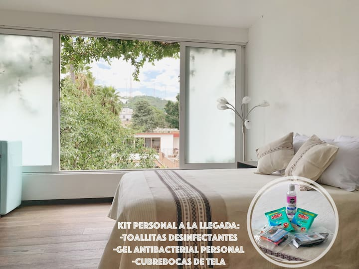 Comfortable room, best location-Cleaning protocol