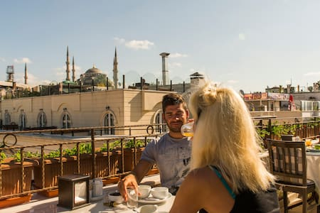 Perfect vacation in real Downtown - Fatih