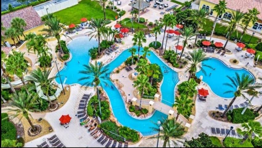 One Private Room & bath- Regal Palms Resort & Spa