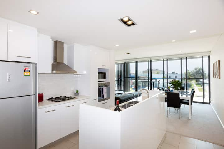 4 Bedroom Executive Apartment in the CBD