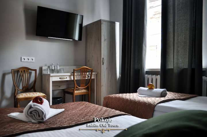 Lublin Old Town Rooms - Zielony