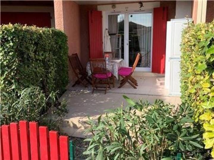 Maison proche Canal du Midi 4 personnes Béziers M114
