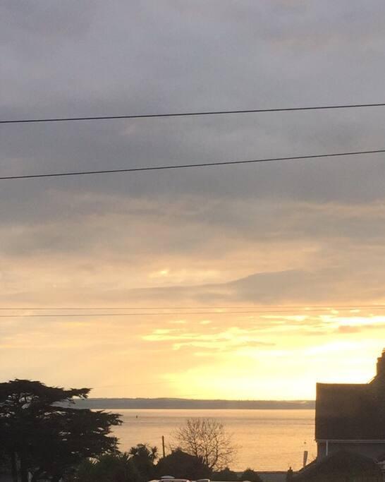 Can't beat a Cornish sunset!