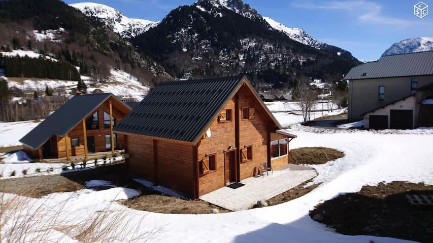 Chalet en montagne - La Morte - Ferienunterkunft