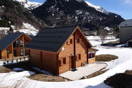 Chalet en montagne - La Morte - บ้านพักตากอากาศ