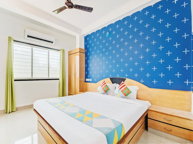 Capacious 3BHK Home, Auroville Beach (Best Priced)☑