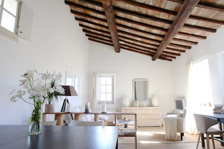 Magnificent Apartment in the heart of Uzès - Uzès - Pis