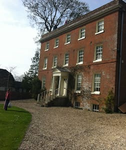 Historic house, World Heritage, Avebury & Ridgeway - West Kennett