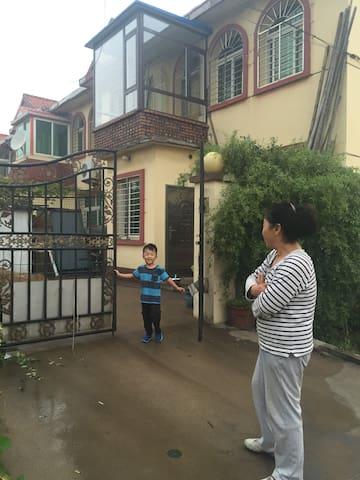 来自葫芦岛的避暑别墅 - Huludao - Villa