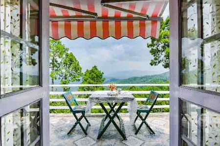 10 Nautical Mile Mountain Cottage,Ranikhet -Room-1