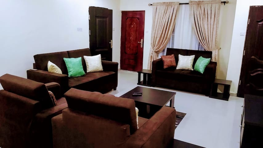 Comfy 3 BR Homely Treat in Magodo Phase 2