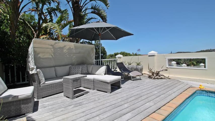 Private Beachfront Retreat