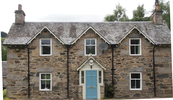 The Mill House cottage in superb rural setting