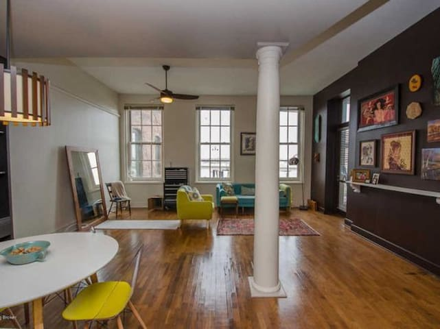 Hideaway in the Heart of Downtown Louisville - Louisville  - Appartement