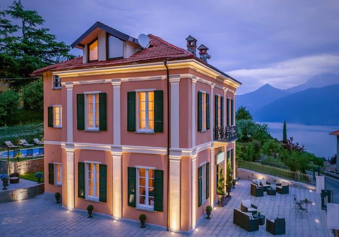 The Lake Como Villa