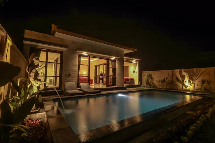 Brand new 1 bedroom villa  50% discount with pool