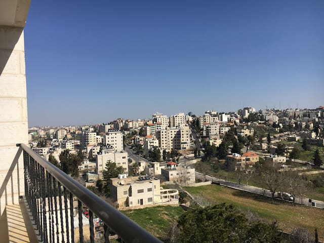 Beautiful apartment in Ramallah - Ramallah - Apartment