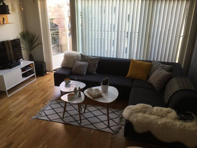 Beautiful appartment with sunny balcony - Oslo - Apartment