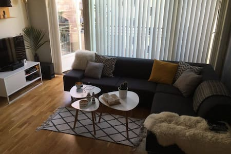Beautiful appartment with sunny balcony - Oslo - Appartement