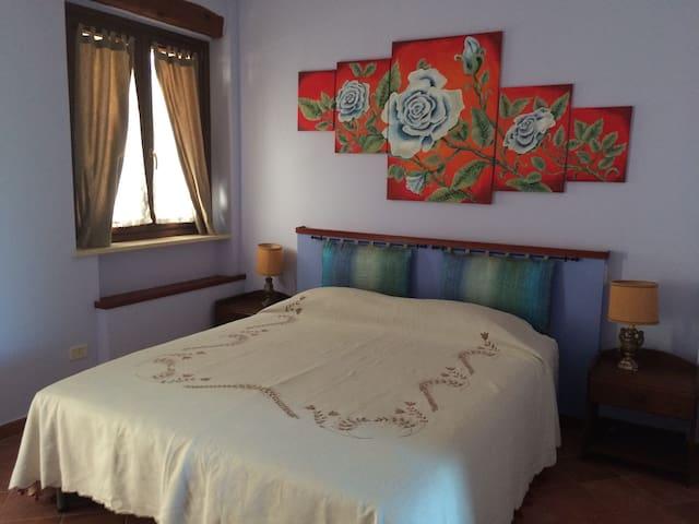 La camera Fiorone