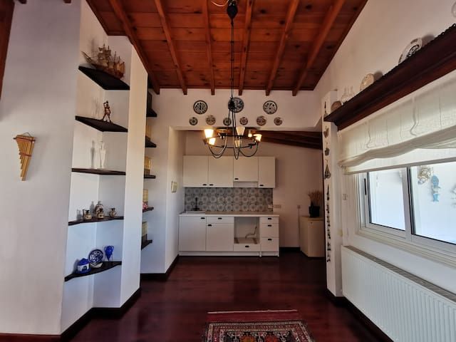 1 bedroom Loft, Traditionally decorated