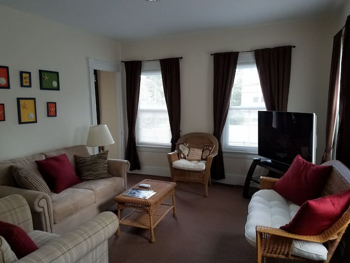 Relax or roam from our private spacious home
