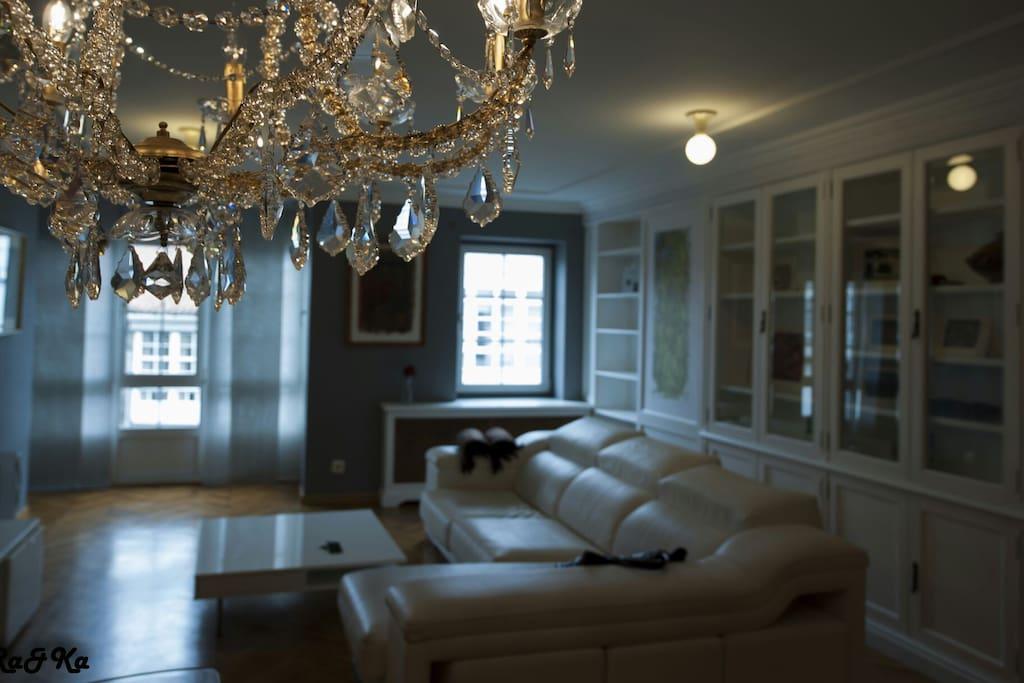 Apartamento pax old twon flats for rent in for Colchones santiago de compostela