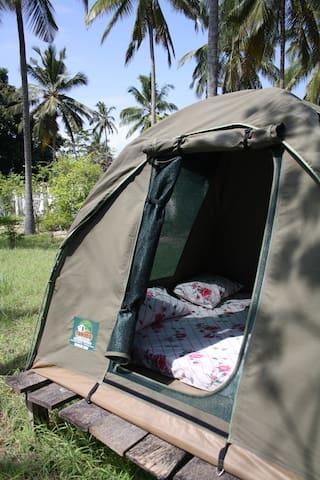 Mlingotini Sea Side - Tent 1