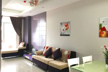 Oceanview Condo-Scenic and Quiet - tp. Vũng Tàu - Kondominium