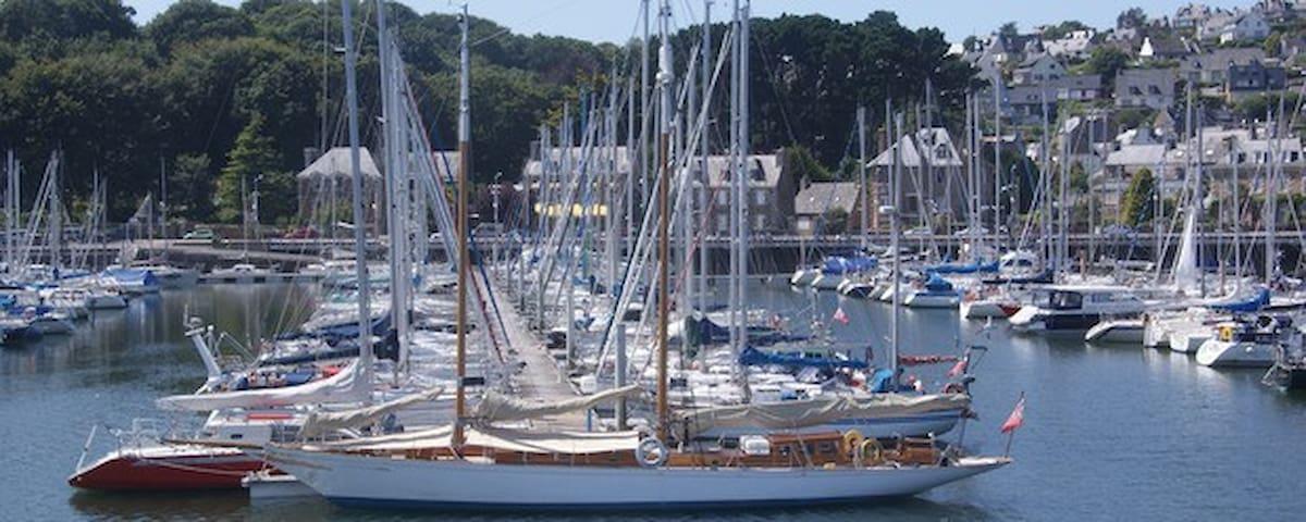 Bretagne Côte de Granit Rose - Saint-Quay-Perros - Casa