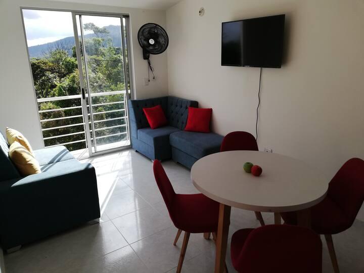 Apartamento en Restrepo-Meta
