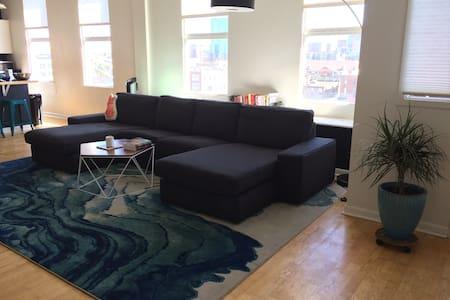Central Denver (LoHi) Shared Space/Couch - Denver