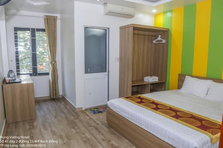 Hung Vuong R402 - Boutique hotel in Ha Long center
