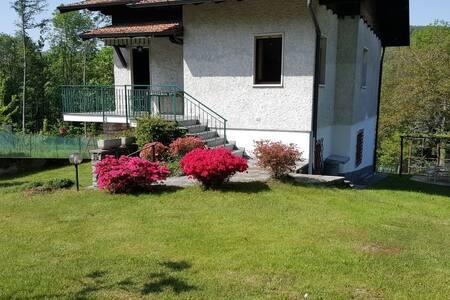 Villa a Gignese