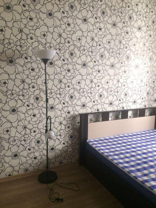 Двухместная кровать 160*200
