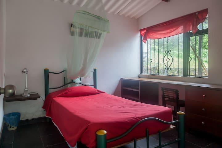 Single Room, Experience Colombian Countryside - La Mesa - Allotjament sostenible a la natura
