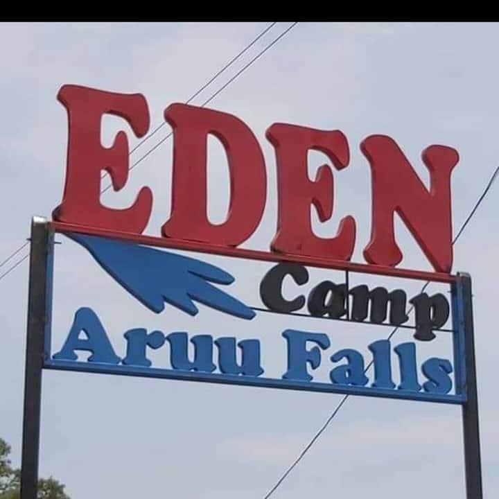 Eden Camp Aruu Falls